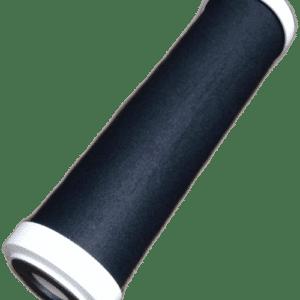 Cartouche de charbon actif compressé pour filtre à eau Amilo
