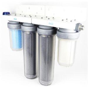 Filtre à eau Amilo pour habitation modèle double