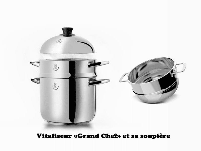 Vitaliseur de Marion Grand Chef