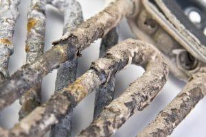 Le problème du calcaire dans les canalisations