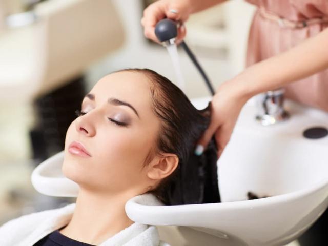Purification et vitalisation de l'eau pour les coiffeurs