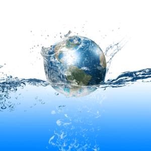 Le constat de l'eau dans le monde