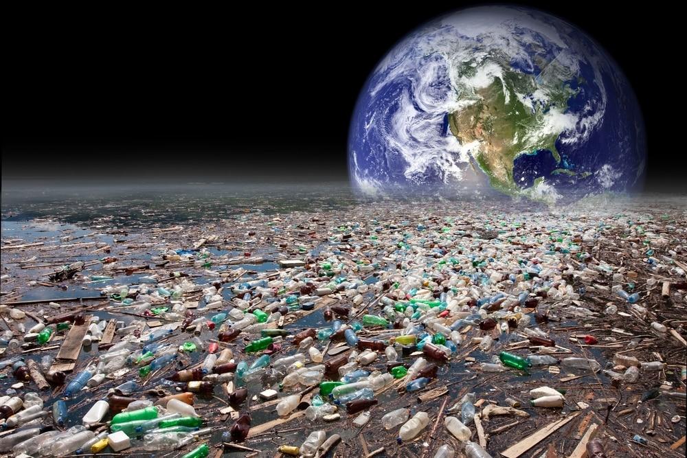 La pollution plastique dans le monde