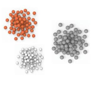 Recharge de minéraux pour la douche vitalisante minéraux et ondes de forme