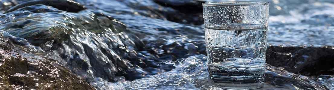 Filtration et vitalisation de l'eau AMILO