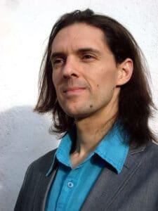 Loïc Sallet créateur du système de filtration d'eau Amilo