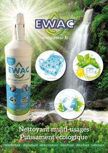 Nettoyant Ewac multi-usages bio