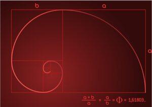 vortexeur à implosion nombre d'or et suite de Fibonacci