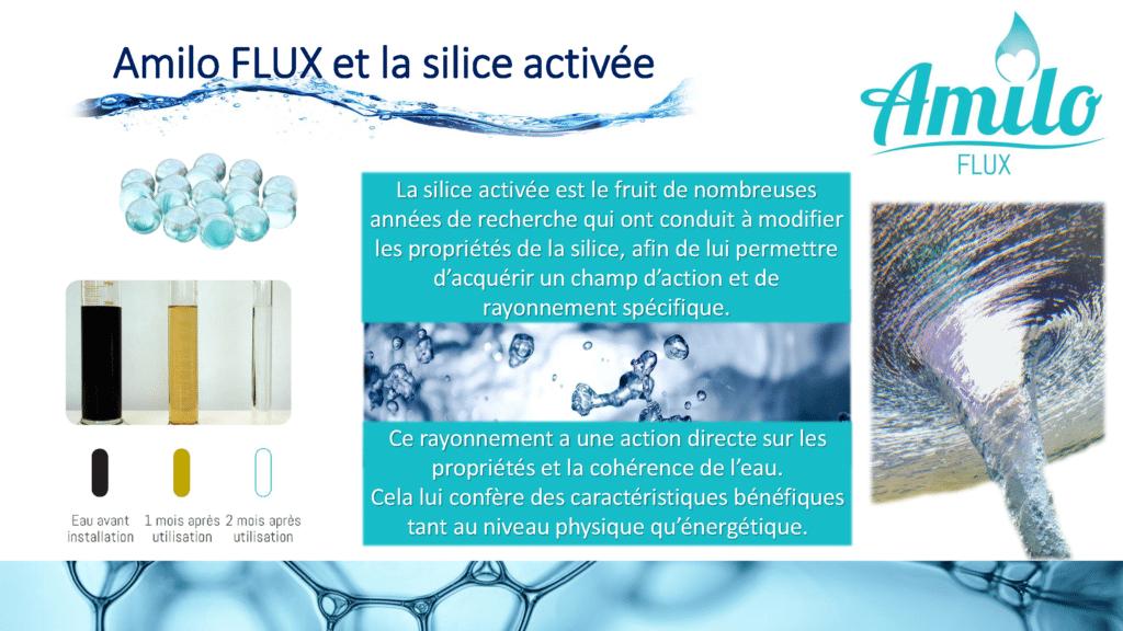 Désemboueur Amilo Flux : méthode naturelle à la silice activée