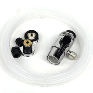 Adaptation filtre Amilo sous évier à tous les robinets