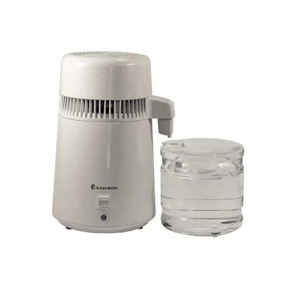 Distillateur d'eau Dr Clark contenance 4 litres