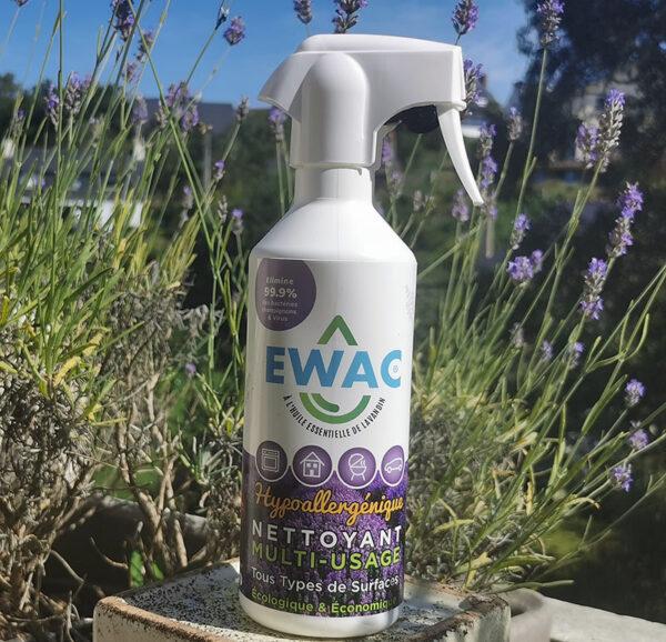 Ewac 0,5L à l'huile essentielle de lavandin